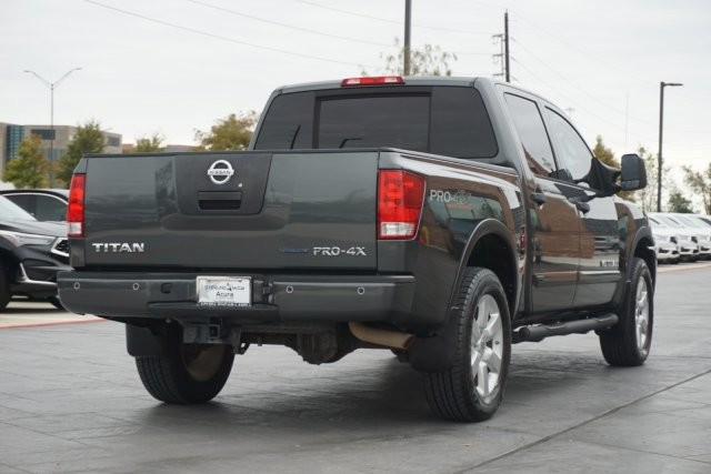 Pre-Owned 2011 Nissan Titan PRO-4X