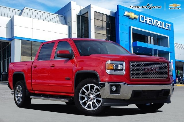 Sterling Mccall Gmc >> Pre Owned 2014 Gmc Sierra 1500 Sle Offsite Location