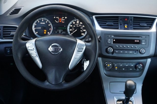 Pre-Owned 2013 Nissan Sentra S