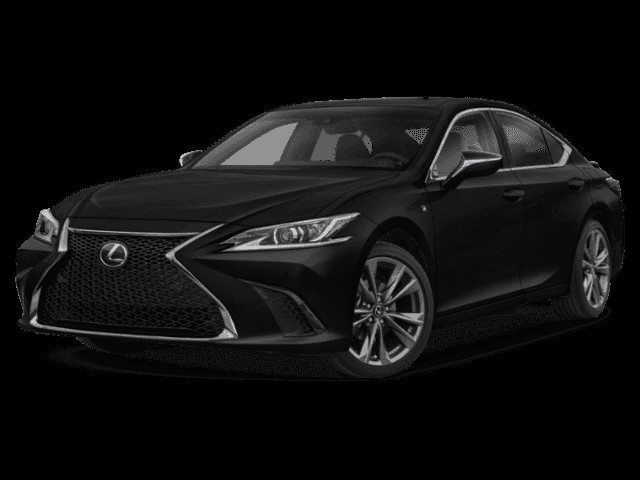 New 2020 Lexus Es Es 350 F Sport Sedan In Houston Lu077151 Sterling Mccall Lexus