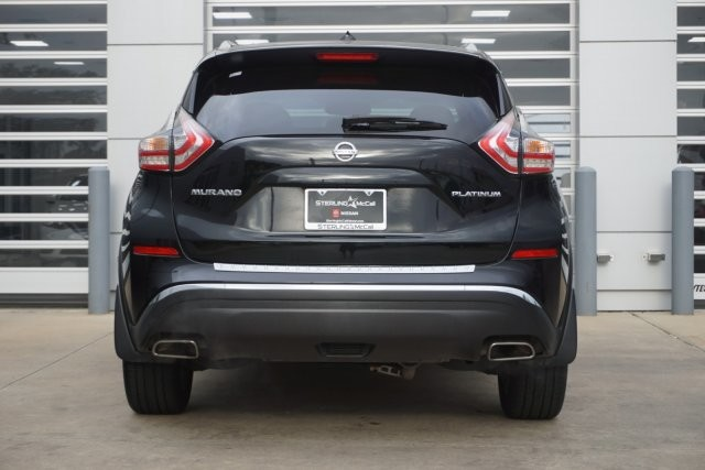 Pre-Owned 2015 Nissan Murano Platinum *** SUNROOF ***