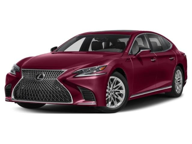 New 2020 Lexus LS 500 LS 500 Inspiration Series