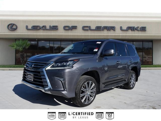 Certified Pre-Owned 2016 Lexus LX 570 NAVIGATION LEVINSON