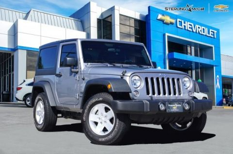 Pre-Owned 2018 Jeep Wrangler JK Freedom Edition