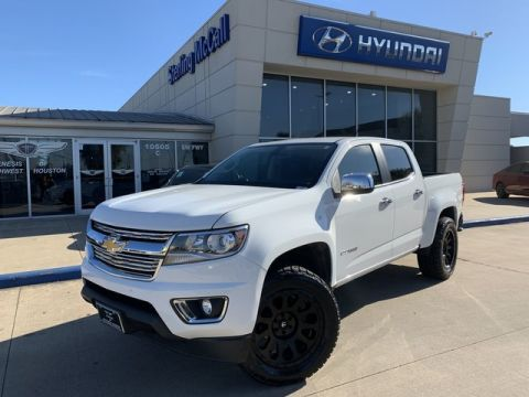 Pre-Owned 2018 Chevrolet Colorado 2WD LT *LEATHER*LIFT*