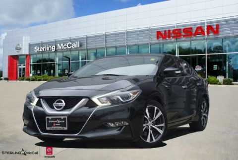 Pre-Owned 2017 Nissan Maxima SL *** SUNROOF *** NAVIGATION ****