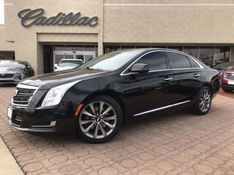 Pre-Owned 2016 Cadillac XTS Livery Package