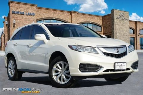 Pre-Owned 2017 Acura RDX SUV