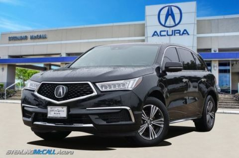 Pre-Owned 2018 Acura MDX