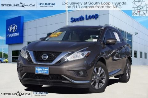 Pre-Owned 2015 Nissan Murano SL