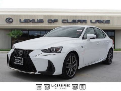 Pre-Owned 2018 Lexus IS F Sport NAVIGATION LEVINSON