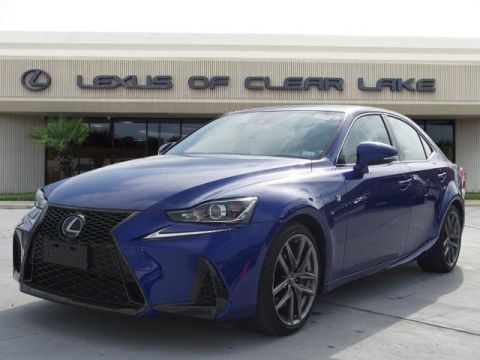 Pre-Owned 2019 Lexus IS F SPORT NAVIGATION LEVINSON