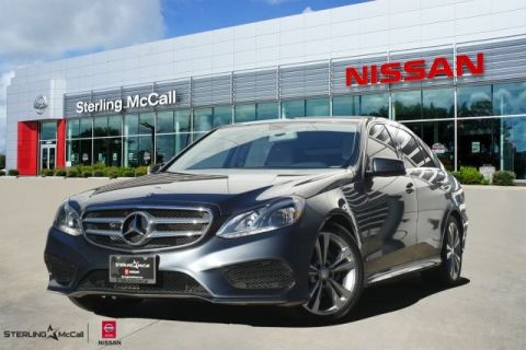 Pre-Owned 2014 Mercedes-Benz E-Class E 350 Sport *** NAVIGATION *** SUNROOF ***